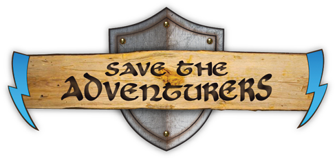 Save the Adventurers logo